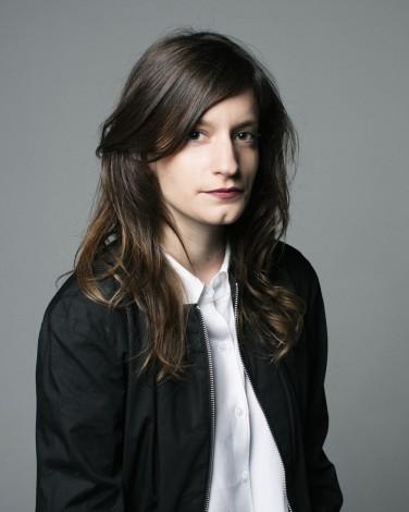 Portrait Justine Emard © Franklin Bélingard