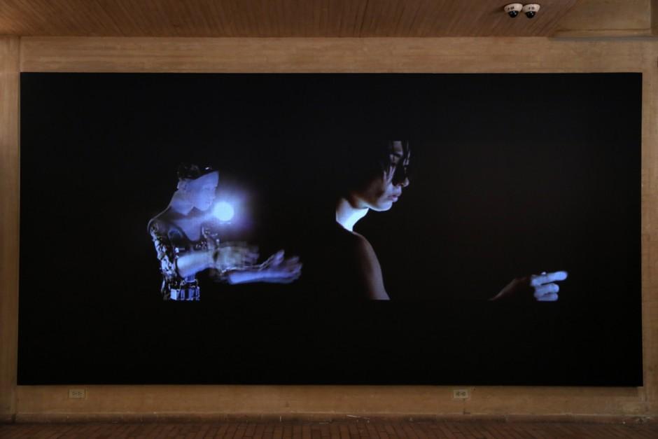7- el nacimiento de los robots y Renacer- Bogota © Justine Emard