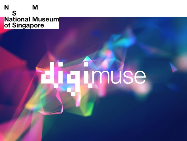DIGIMUSE – Group Show National Museum of Singapour