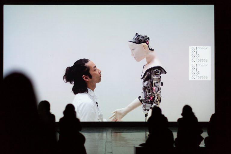 """""""Co(AI)xistence"""" à la Cinémathèque Québécoise, Elektra, Montréal, Canada"""