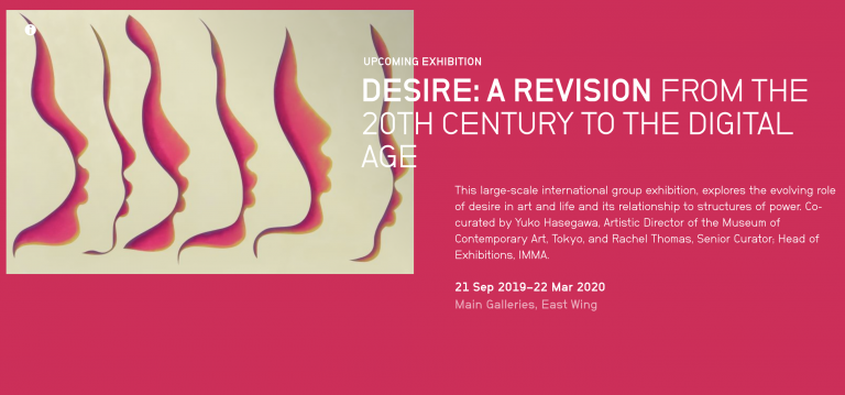 Desire: A Revision, From the 20th Century to the Digital Age