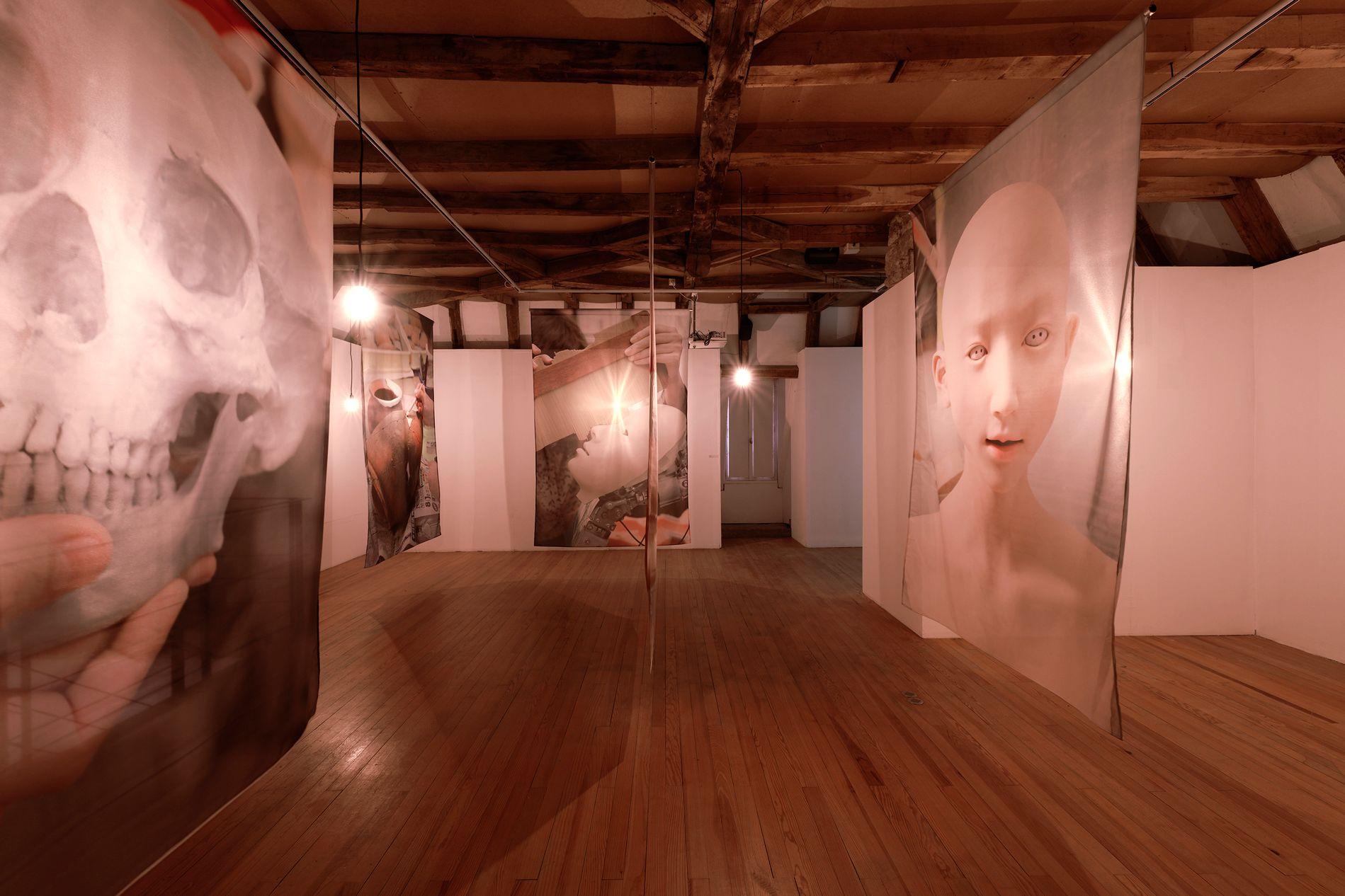 Où est ladifférence ? Centre d'Art Contemporain – Abbaye de Meymac, France