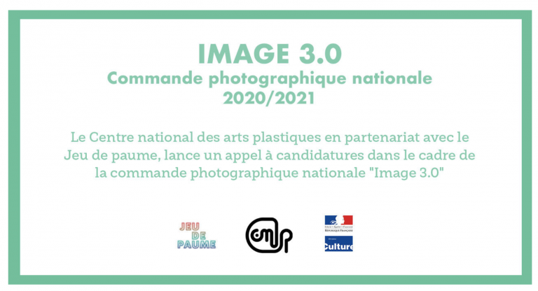 Commande photographique nationale « IMAGE 3.0 »